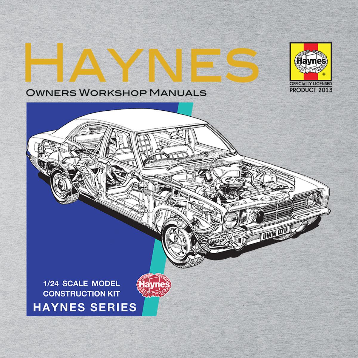 haynes owners workshop manual 0070 ford cortina mk3 women s hooded rh ebay ie