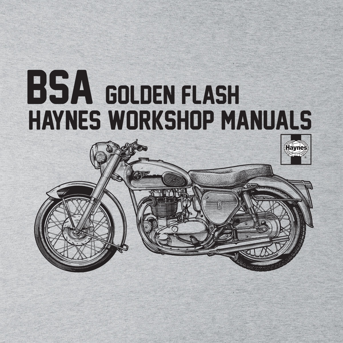 haynes owners workshop manual bsa a10 650 golden flash men s t shirt rh ebay ie bsa a10 workshop manual pdf bsa a10 workshop manual pdf