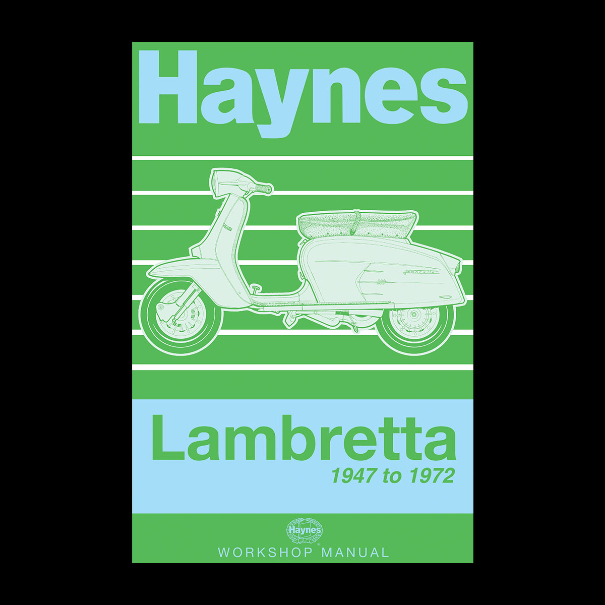 Haynes Workshop Manual Renault 4 Saloon Estate Van 1961-1986 New Service Repair