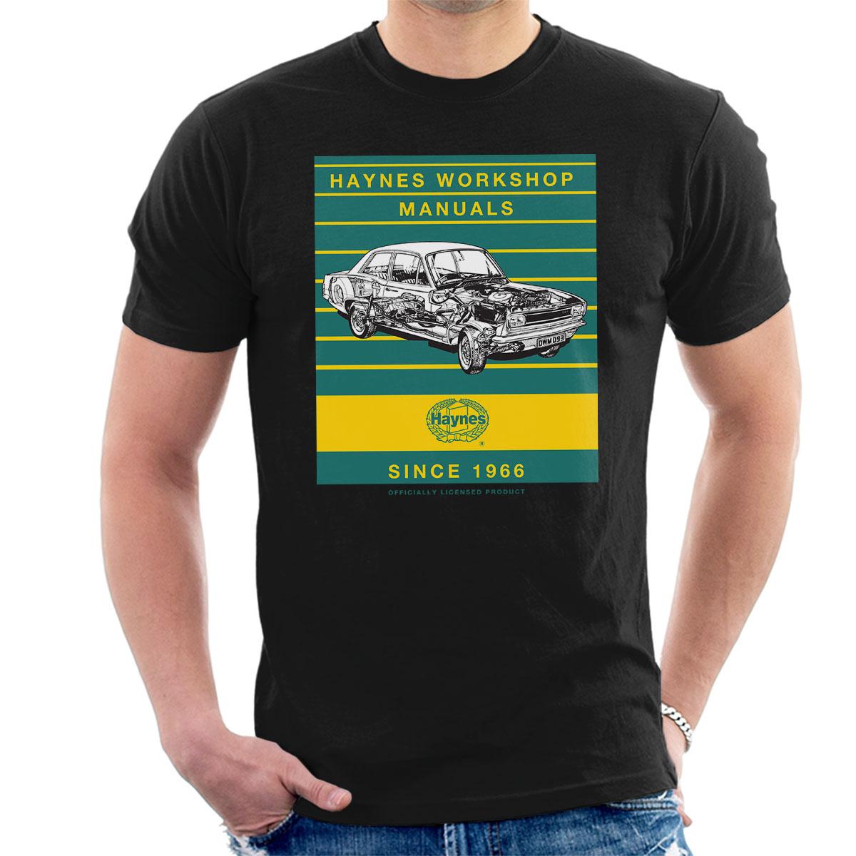 Haynes Workshop Manual 0093 Vauxhall Viva Stripe Men's T