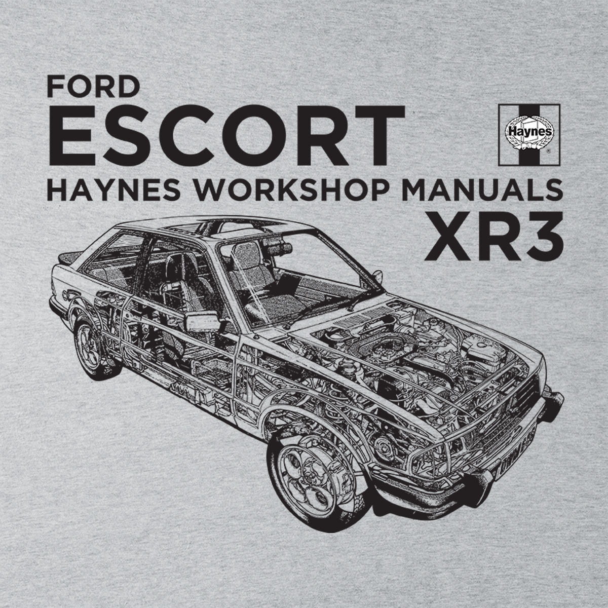 haynes owners workshop manual ford escort black men s varsity jacket rh ebay co uk Ford Escprt ford escort xr3i service manual