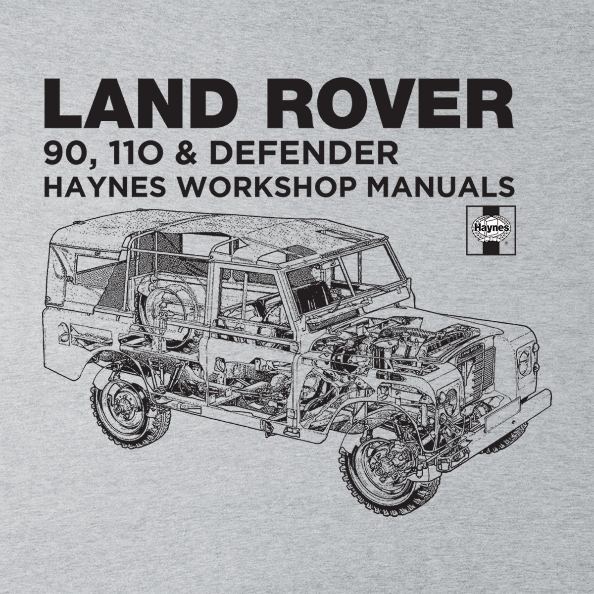 Haynes Owners Workshop Manual 1026 FORD RANGER BRONCO II 1983 thru 1986